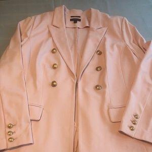 The Bryant Blazer light Pink